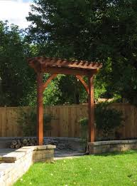 Living Trellis Arbors And Trellises Timber Kits Western Timber Frame