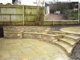Split Level Garden Ideas Split Level Patio Free Home Decor Techhungry Us