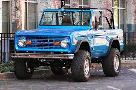 stroppe bronco early model ford bronco builds classic ford broncos