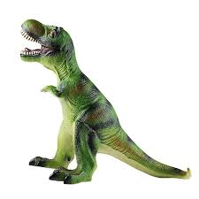 soft rubber tyrants model simulation dinosaur