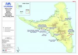 map comoros union of the comoros floods anjouan assessment information from