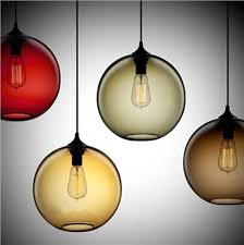 Pendant Lighting Shades Lighting Design Ideas Modern Glass Ceiling Light Shade