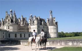 chateau de chambord chambre d hote réservation randonnée cheval chambre d hôtes châteaux de la loire