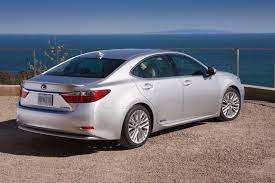 review of 2013 lexus es 350 new 2013 lexus es earns 5 star safety rating from nhtsa autotribute