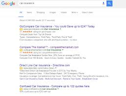 this is a typical result on google for this search