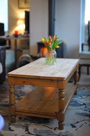Ducal Coffee Table Soild Pine Ducal Coffee Table In Excellent Condition In