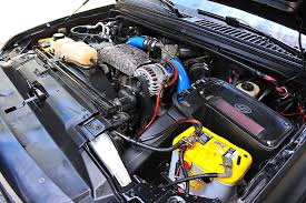 Ford Mud Truck Engines - knockout a black u0027n blue 2002 ford f 250 7 3l