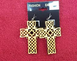 wooden celtic cross wooden celtic cross etsy