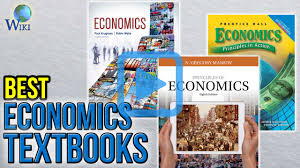 Armchair Economist Top 10 Economics Textbooks Of 2017 Video Review