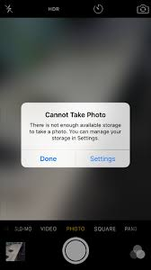 iphone cannot take photo how to free up space on your iphone vyke