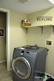 Small Laundry Room Storage by Articles With Small Laundry Room Hanging Solutions Tag Tiny