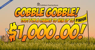 pch fan page facebook run and jump the turkey to riches in pch publishers clearing
