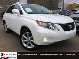 lexus rx 350 package prices used 2012 lexus rx 350 awd touring package review millet alberta