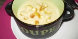 poire de terre cuisine velouté de panais et poire facile recette sur cuisine actuelle