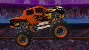 monster truck racing games 4x4 monster truck 3d stunts video