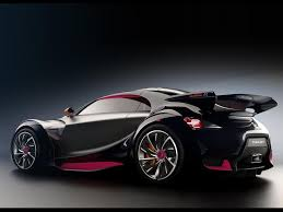 citroen concept noble m600 cars sports cars and dream cars