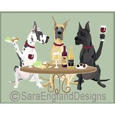 Great Dane Home Decor Great Dane Art U2013 Dog Breed Prints U0026 Home Decor Gift Products By