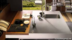 Modern Italian Kitchen by Modern Italian Kitchen Design From Arclinea Hd Youtube