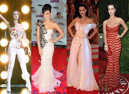 katy perry wedding dress what did katy perry wear on wedding day to russel brand