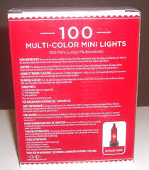Light Keeper Pro Instructions Holiday Time 100 Clear White Christmas Wedding Mini Lights String