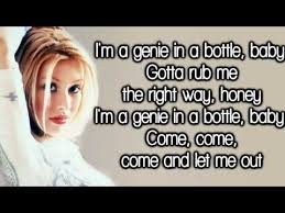 Christina Aguilera Meme - christina aguilera genie in a bottle lyrics hd chords