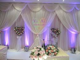 backdrop wedding korea creative korean silk wedding decoration wedding backdrop 3m