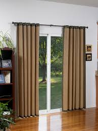 Contemporary Window Treatments For Sliding Glass Doors by Kitchen Window Treatment Ideas For Sliding Glass Doors In