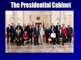 President S Cabinet The Presidential Cabinet The President U0027s Cabinet One Of The