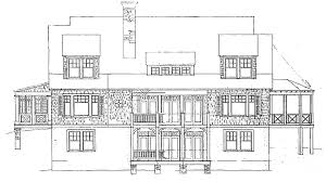 architecture house plans chestnut hill architect southern living house plans