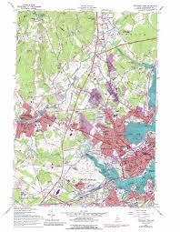 Map Of Portland Maine Portland Topographic Map Or Wa Usgs Topo Quad 45122e6 United