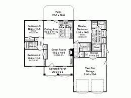Bungalow Plans Bungalow House Plans 3 Car Garage Decohome