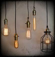 design your own edison antique pendent lamp vintage light bulbs