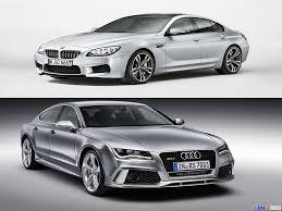lexus ls vs bmw comparison audi rs 7 vs bmw m6 gran coupe 2013 models bimmertimes