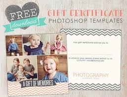 free gift certificate template photoshop u2013 birdesign