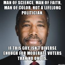Ben Carson Meme - can we get some love for dr ben carson around here meme on imgur