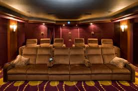 home theater interiors custom home theater design homecrack