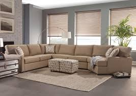 Colored Sectional Sofas by Belfort Essentials Eliot Transitional Sectional Sofa Belfort