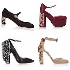 get noticed with fall 2015 shoe trends stylesprit