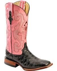 ferrini s boots size 11 ferrini s anteater print square toe boots boot barn