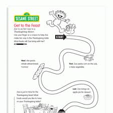 sesame street october coloring pages parenting