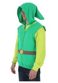 Legend Zelda Halloween Costumes Legend Zelda Costume Link Hoodie