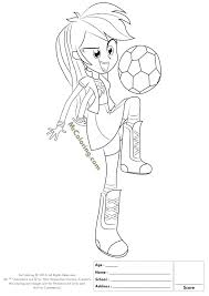 my little pony coloring pages of rainbow dash my little pony coloring pages rainbow dash equestria girls
