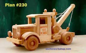 Free Plans For Wooden Toy Trucks by Just Trucks