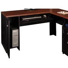small corner computer desk black 13 astonishing l shaped computer