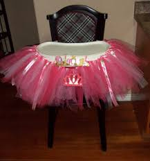 birthday chair cover diy birthday high chair decor joelle