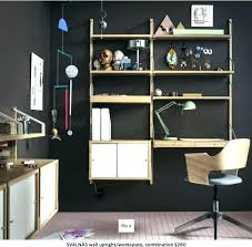 under desk shelving unit ikea bookshelf desk titok info