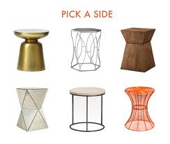 west elm martini table a side table for every occasion scout and arrow