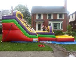 jumpguy inflatables bounce house rentals and slides for parties
