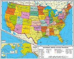 united states map with state names and time zones geography us maps time zones time zone map of the united