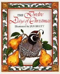 the twelve days of in singable picture books sing
